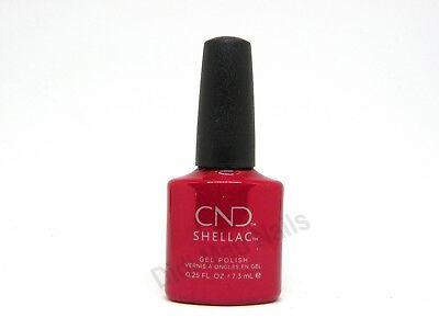 AU17.24 • Buy CND Shellac UV Gel Polish .25 Oz - Wildfire