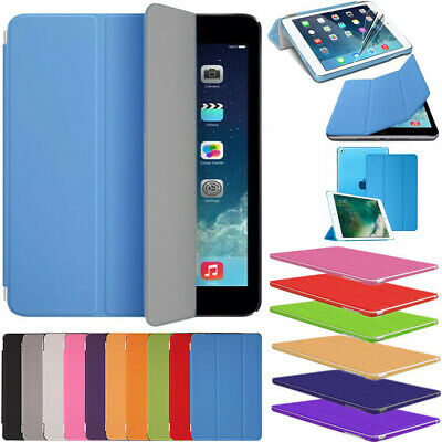 Smart Stand Magnetic Case Cover For New Apple IPad 6 2018 IPad 5 2017 • 6.84£