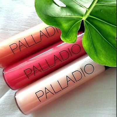 £4.61 • Buy Palladio Herbal Lip Gloss  PGL    (CHOOSE YOUR COLOR)  --  FREE SHIPPING!