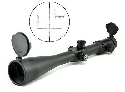 $188.99 • Buy Visionking 10-40x56 Rifle Scope Military Reticle 35mm For .308 .338 .50 CAL