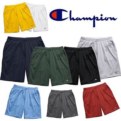 $17.95 • Buy Champion Long Mesh Men's Short With Pockets 9 Inches Inseam