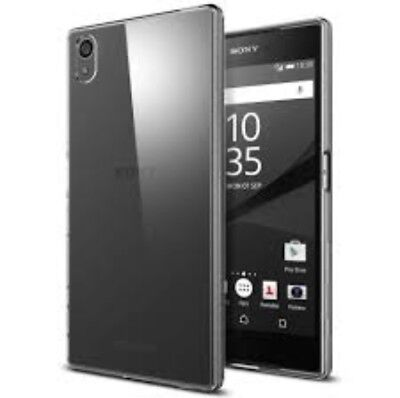 $ CDN4.99 • Buy Sony Xperia Z5 Premium Case, Ringke [FUSION] Shockproof Protective Raised Bezels