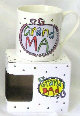 Grandma Mug. Ideal Gift, Tea / Coffee Mug Boxed, Great Value • 5.95£