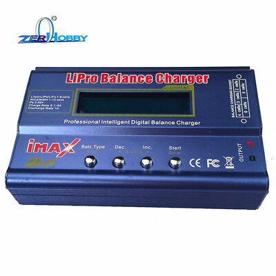 AU38.98 • Buy IMAX B6 Nimh Nicd Lithium Battery Balance Charger Discharger With Digital LCD