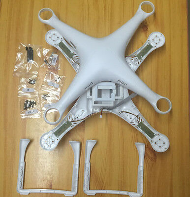 AU51 • Buy DJI Phantom 3 Pro/ Avd Body Shell Cover, Landing Gear Battery Tray,Landing Gear