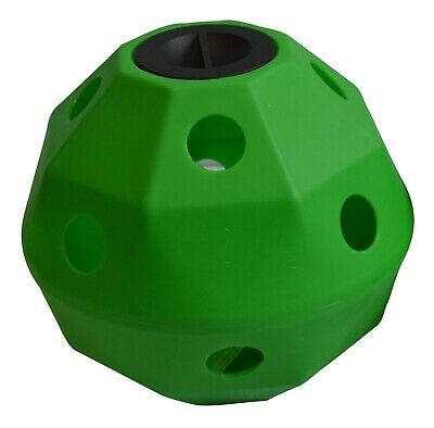 £39.99 • Buy Green Equine Horse Or Pony Hay Ball 50mm Treat Feeder, **MULTI-BUY DISCOUNT**