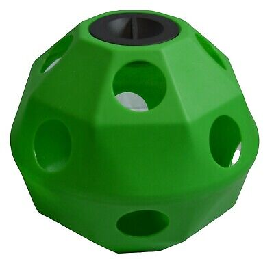 £39.99 • Buy Green Equine Horse Or Pony Hay Ball 75mm Treat Feeder, **MULTI-BUY DISCOUNT**