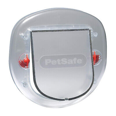 PetSafe Staywell Big Cat/Small Dog Pet Flap Frosted Sliding & Glass Doors/Window • 17.49£