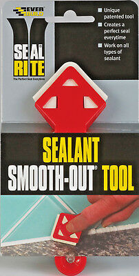 £5.20 • Buy Silicone Sealant Smoothing Out Finishing Tool For Sinks Baths Showers Worktops