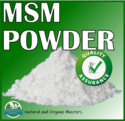 AU28 • Buy ✅ MSM POWDER - Arthritis Aid / Energy Boost - Pharmaceutical Grade - 99.9% Pure