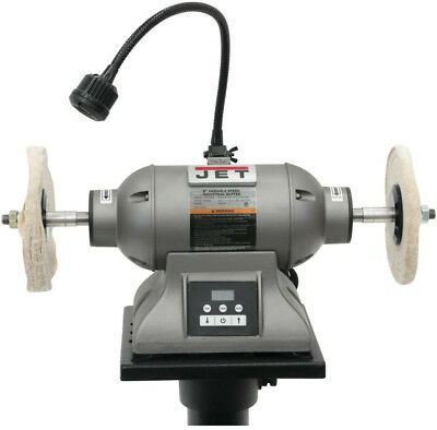 £379.12 • Buy Bench Buffer Grinder 8 In. Variable Speed IND Heavy Duty 1 Horsepower Power Tool