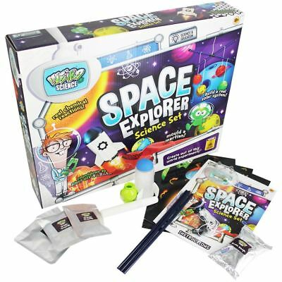 Children's Weird Science Space Explorer Educational Experiment Toy Set • 6.59£