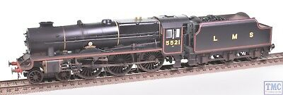 R3614 Hornby OO Gauge LMS Patriot 5521 Rhyl (Era 3) Coal Glossed & Weathered • 191.25£