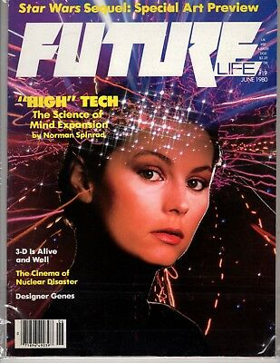 Future Life Magazine June #19 High Tech Nuclear Disaster Star Wars Art Preview • 6.23£