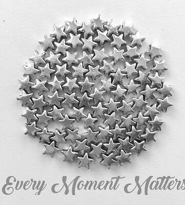 £2.19 • Buy 50 X Tibetan Silver STAR SPACER 6mm Beads Charms Jewellery Findings