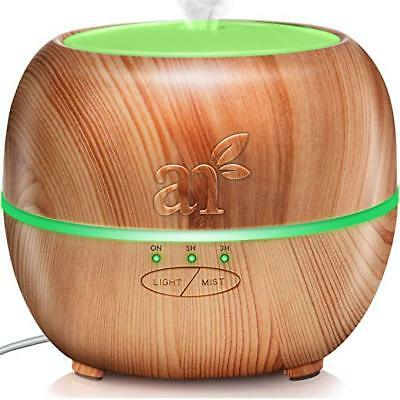 Artnaturals Ultrasonic Aromatherapy Essential Oil Diffuser Humidifier 150mL