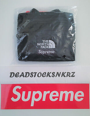 $ CDN132.71 • Buy Supreme X The North Face Expidition Travel Wallet Black FW18