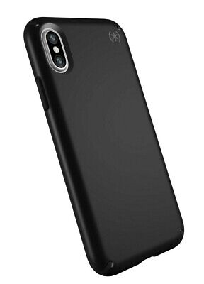 AU49.95 • Buy SPECK Presidio Shockproof Heavy Duty Tough Case For IPhone X / Xs 5.8''  Black