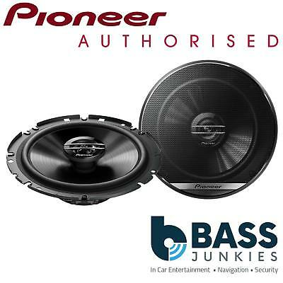 £42.95 • Buy Pioneer 600W 17cm 2-Way Front & Rear Car Speaker Kit For Toyota-Avensis 2005 On.