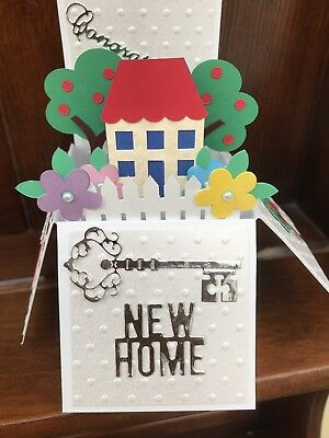 £5.25 • Buy New Home Pop Up Card