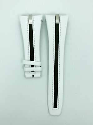 Breil Milano Watch Strap, Bw0428 , White Leather , Breil Strap, Breil , Bw0428 • 134.03£