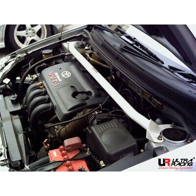 $666 • Buy Fit 03-08 TOYOTA COROLLA / ALTIS ULTRA RACING FRONT STRUT BAR BRACE Bar WITH ACC