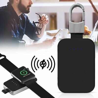 $ CDN16.70 • Buy Portable Wireless Apple Watch 1, 2, 3 Series IWatch Charger Key Chain
