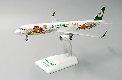 AU106.36 • Buy Jc Wings Jc2062 1/200 Eva Air Airbus A321 B-16205 Gudetama Livery With Stand