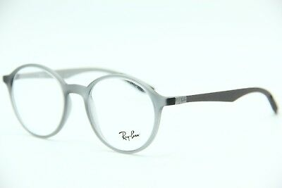 1e24b2f50c5 New Ray-ban Rb 8904 5244 Carbon Fiber Eyeglasses Authentic Frame Rx Rb8904  48-