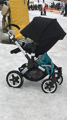 $500 • Buy Bugaboo Buffalo Stroller And Bassinet With Accesories