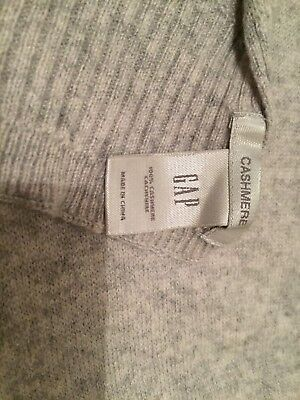 Gap Grey Cashmere Scarf • 35£