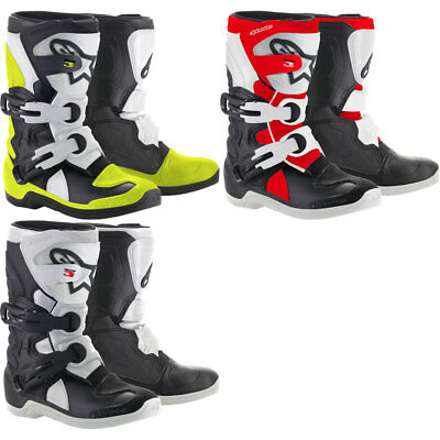 cd46f3e65673 2019 Kids Youth Alpinestars Tech 3S Offroad Motocross Boots - Pick  Size Color •