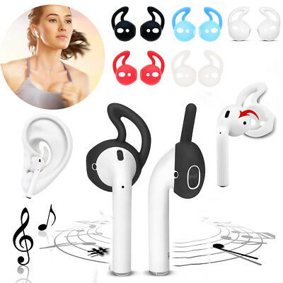 AU1.40 • Buy 1/5Pair Ear Hook Earbud Headset Cover Holder For Apple AirPods Sport Accessories