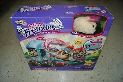 £21.62 • Buy Furreal Friends Furry Frenzies Zoomin Stage 2 In 1 Playset W/ Paws McRockin Pet