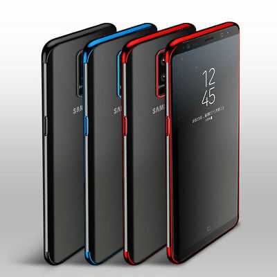 $ CDN2.92 • Buy For Samsung Galaxy S8 S9 S8+S9+Luxury Ultra Slim Shockproof Silicone Case Cover