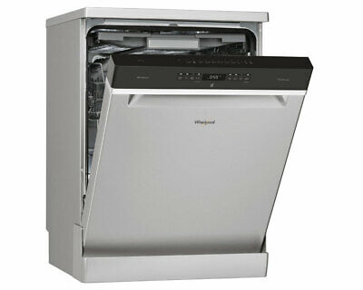 View Details Whirlpool WFO3P33DLXUK 14 Place Stainless Steel Dishwasher  *2 Year Warranty* • 529.00£