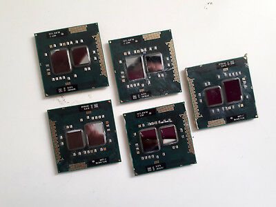 $ CDN208.81 • Buy Lot Of 5 Intel Core I7 620M SLBTQ Or SLPBD Mobile Laptop CPU 2.66 GHz Socket G1