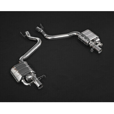 $6840 • Buy Capristo Mercedes AMG GT63/S Valved Exhaust With Mid Pipes & CES3
