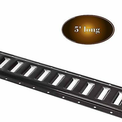 $29.99 • Buy 5 Ft E Track Tie-Down Rail System, Powder Coated For Truck/Trailer (5' ETrack)