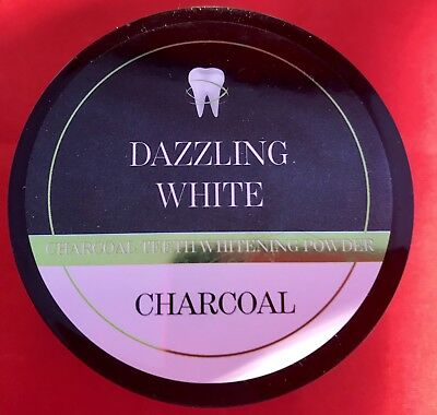 AU19.95 • Buy Activated Charcoal Tooth Teeth Whitening Powder Bulk 50 Gram X 5(250 Gram Total)