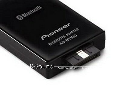 $139 • Buy Pioneer AS-BT100 Bluetooth Adapter Stereo Bluetooth For Pioneer Home Theater