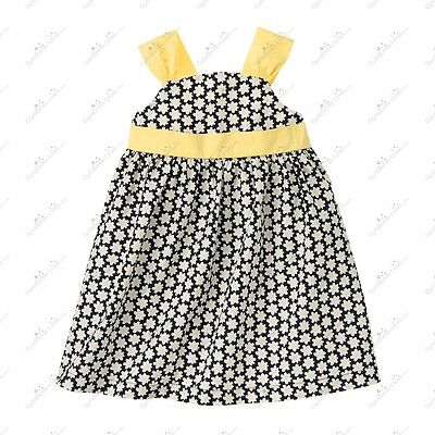 $19.99 • Buy Nwt Gymboree Bee Chic Daisy Print Banded Sundress  Size 5t