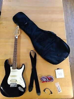 $489 • Buy Fender Starcaster With Accessories GREAT CONDITION!!!