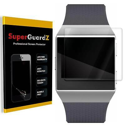 $ CDN7.56 • Buy SuperGuardZ Clear FULL COVER Screen Protector Guard Shield Film For Fitbit Ionic
