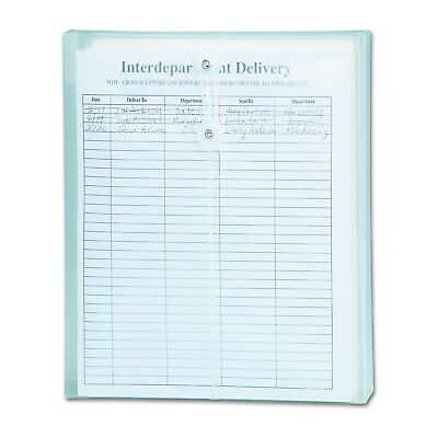 Smead Poly Envelope, 1-1/4  Expansion, String-Tie Closure, Top Load, Letter S... • 9.40£
