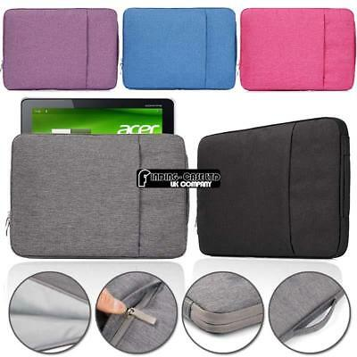 ShockProof Carrying Laptop Sleeve Pouch Case Bag For Various Acer Iconia Tablet • 8.99£
