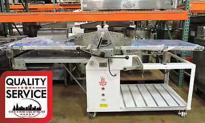 $7650 • Buy Rondo Solo D Type Syn 603 Commercial Reversible Dough Sheeter