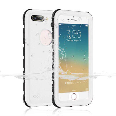 AU12.99 • Buy Waterproof Shockproof IPhone 8 7 6S Plus 5S Case Cover IP68 Full Body Protective