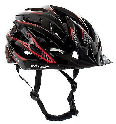 Sport Direct  Team Comp 24 Vent Bicycle Helmet Mens Graphite 58-61cm • 19.99£