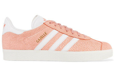 size 40 88b2b 4a222 Adidas Original Gazelle Clear Orange Scarpe Donna Sneakers Aq0904 • 66.00€